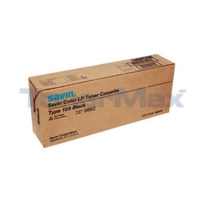 SAVIN SLP38C CLP28 TONER BLACK